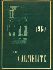 1960 Edition, Mount Carmel Area High School - Carmelite Yearbook (Mount Carmel, PA)