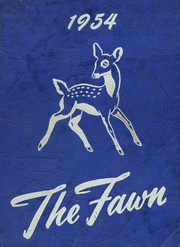 1954 Edition, Kennard Dale High School - Fawn Yearbook (Fawn Grove, PA)