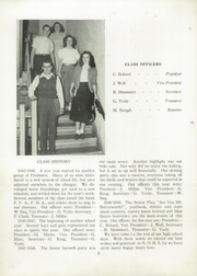 Page 10, 1949 Edition, New Oxford High School - Memento Yearbook (New Oxford, PA) online yearbook collection