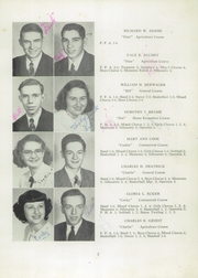 Page 11, 1949 Edition, New Oxford High School - Memento Yearbook (New Oxford, PA) online yearbook collection