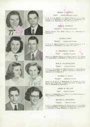 Page 12, 1949 Edition, New Oxford High School - Memento Yearbook (New Oxford, PA) online yearbook collection