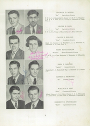 Page 13, 1949 Edition, New Oxford High School - Memento Yearbook (New Oxford, PA) online yearbook collection