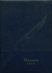 Page 1, 1952 Edition, New Oxford High School - Memento Yearbook (New Oxford, PA) online yearbook collection