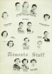 Page 10, 1952 Edition, New Oxford High School - Memento Yearbook (New Oxford, PA) online yearbook collection