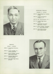 Page 12, 1952 Edition, New Oxford High School - Memento Yearbook (New Oxford, PA) online yearbook collection