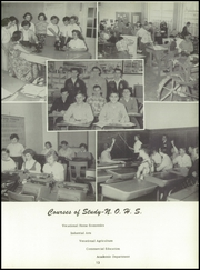 Page 17, 1956 Edition, New Oxford High School - Memento Yearbook (New Oxford, PA) online yearbook collection