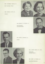 Page 11, 1959 Edition, New Oxford High School - Memento Yearbook (New Oxford, PA) online yearbook collection