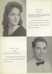 Page 16, 1959 Edition, New Oxford High School - Memento Yearbook (New Oxford, PA) online yearbook collection