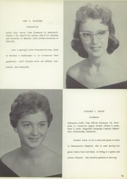Page 17, 1959 Edition, New Oxford High School - Memento Yearbook (New Oxford, PA) online yearbook collection