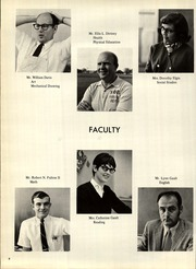 Page 10, 1970 Edition, New Oxford High School - Memento Yearbook (New Oxford, PA) online yearbook collection