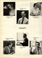 Page 12, 1970 Edition, New Oxford High School - Memento Yearbook (New Oxford, PA) online yearbook collection