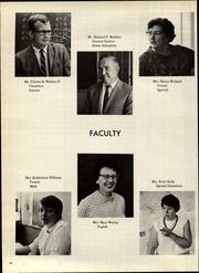 Page 14, 1970 Edition, New Oxford High School - Memento Yearbook (New Oxford, PA) online yearbook collection