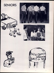 Page 17, 1970 Edition, New Oxford High School - Memento Yearbook (New Oxford, PA) online yearbook collection