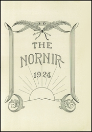 Page 9, 1924 Edition, Hanover High School - Nornir Yearbook (Hanover, PA) online yearbook collection