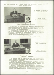 Page 13, 1940 Edition, Hanover High School - Nornir Yearbook (Hanover, PA) online yearbook collection