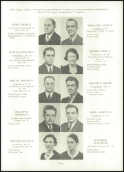 Page 15, 1940 Edition, Hanover High School - Nornir Yearbook (Hanover, PA) online yearbook collection