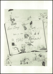 Page 7, 1940 Edition, Hanover High School - Nornir Yearbook (Hanover, PA) online yearbook collection
