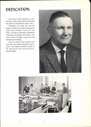 Page 13, 1963 Edition, Blue Mountain High School - Mountain Echo Yearbook (Schuylkill Haven, PA) online yearbook collection