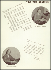 Page 10, 1959 Edition, Northwestern High School - Del Nord Ovest Yearbook (Albion, PA) online yearbook collection