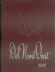 Page 1, 1966 Edition, Northwestern High School - Del Nord Ovest Yearbook (Albion, PA) online yearbook collection