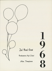 Page 5, 1968 Edition, Northwestern High School - Del Nord Ovest Yearbook (Albion, PA) online yearbook collection