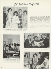 Page 8, 1968 Edition, Northwestern High School - Del Nord Ovest Yearbook (Albion, PA) online yearbook collection