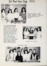 Page 8, 1970 Edition, Northwestern High School - Del Nord Ovest Yearbook (Albion, PA) online yearbook collection