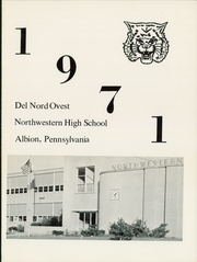 Page 5, 1971 Edition, Northwestern High School - Del Nord Ovest Yearbook (Albion, PA) online yearbook collection