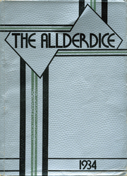 Page 1, 1934 Edition, Allderdice High School - Allderdice Yearbook (Pittsburgh, PA) online yearbook collection