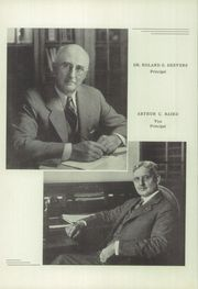 Page 12, 1934 Edition, Allderdice High School - Allderdice Yearbook (Pittsburgh, PA) online yearbook collection