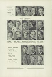 Page 17, 1934 Edition, Allderdice High School - Allderdice Yearbook (Pittsburgh, PA) online yearbook collection