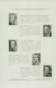 Page 73, 1935 Edition, Allderdice High School - Allderdice Yearbook (Pittsburgh, PA) online yearbook collection