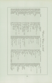Page 89, 1935 Edition, Allderdice High School - Allderdice Yearbook (Pittsburgh, PA) online yearbook collection