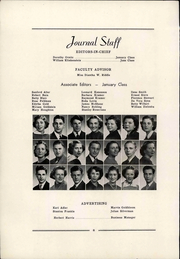 Page 12, 1938 Edition, Allderdice High School - Allderdice Yearbook (Pittsburgh, PA) online yearbook collection