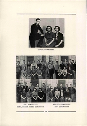 Page 16, 1938 Edition, Allderdice High School - Allderdice Yearbook (Pittsburgh, PA) online yearbook collection