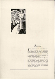 Page 8, 1938 Edition, Allderdice High School - Allderdice Yearbook (Pittsburgh, PA) online yearbook collection
