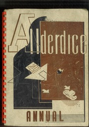 Page 1, 1941 Edition, Allderdice High School - Allderdice Yearbook (Pittsburgh, PA) online yearbook collection