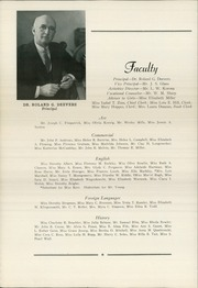Page 12, 1941 Edition, Allderdice High School - Allderdice Yearbook (Pittsburgh, PA) online yearbook collection