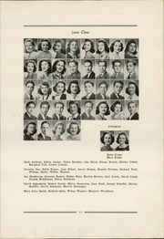 Page 15, 1941 Edition, Allderdice High School - Allderdice Yearbook (Pittsburgh, PA) online yearbook collection