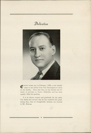 Page 9, 1941 Edition, Allderdice High School - Allderdice Yearbook (Pittsburgh, PA) online yearbook collection
