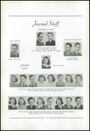 Page 12, 1942 Edition, Allderdice High School - Allderdice Yearbook (Pittsburgh, PA) online yearbook collection