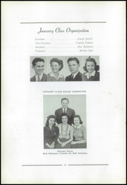 Page 16, 1942 Edition, Allderdice High School - Allderdice Yearbook (Pittsburgh, PA) online yearbook collection