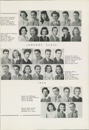 Page 19, 1944 Edition, Allderdice High School - Allderdice Yearbook (Pittsburgh, PA) online yearbook collection