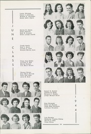 Page 57, 1944 Edition, Allderdice High School - Allderdice Yearbook (Pittsburgh, PA) online yearbook collection