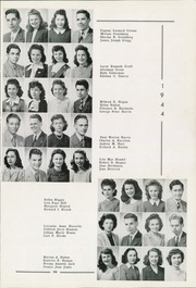 Page 61, 1944 Edition, Allderdice High School - Allderdice Yearbook (Pittsburgh, PA) online yearbook collection