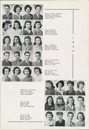 Page 65, 1944 Edition, Allderdice High School - Allderdice Yearbook (Pittsburgh, PA) online yearbook collection