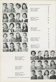 Page 66, 1944 Edition, Allderdice High School - Allderdice Yearbook (Pittsburgh, PA) online yearbook collection