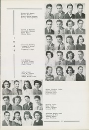 Page 67, 1944 Edition, Allderdice High School - Allderdice Yearbook (Pittsburgh, PA) online yearbook collection
