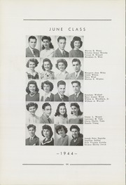 Page 68, 1944 Edition, Allderdice High School - Allderdice Yearbook (Pittsburgh, PA) online yearbook collection