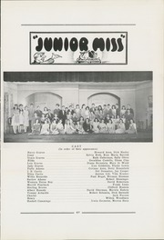 Page 69, 1944 Edition, Allderdice High School - Allderdice Yearbook (Pittsburgh, PA) online yearbook collection